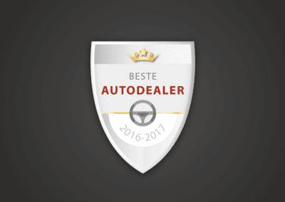 Beste autodealer | logo