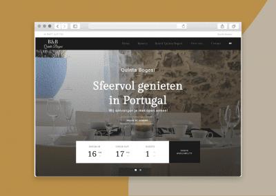 Quinta Bogesi | Webdesign