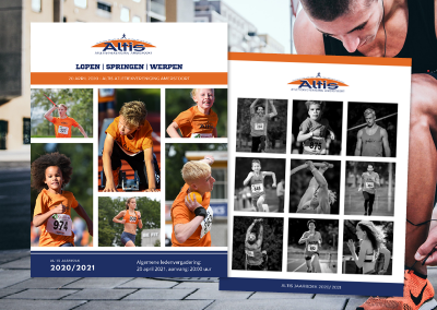 Altis | Cover ontwerp