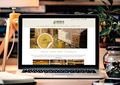 KRMN | Webshop design